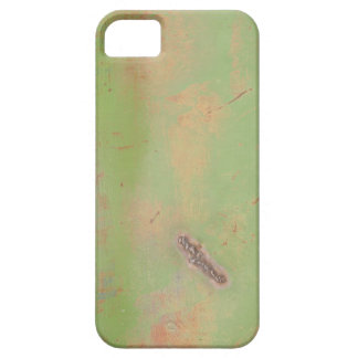 Grunge Green Metal Weld Photograph iPhone SE/5/5s Case