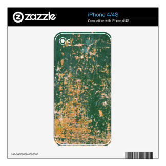 grunge green wall.JPG Decals For The iPhone 4S