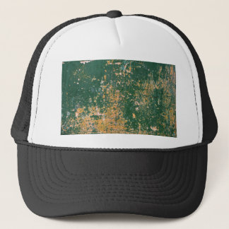 grunge green wall.JPG Trucker Hat