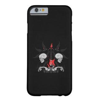 Grunge Guitar Skulls iPhone 6 case iPhone 6 case