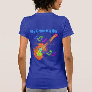 Grunge Guitar T-shirt