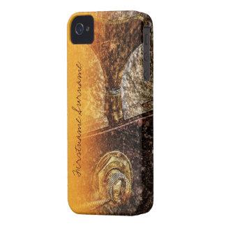 Grunge Guitar Tuner Music iPhone 4 Case-Mate Case-Mate iPhone 4 Cases
