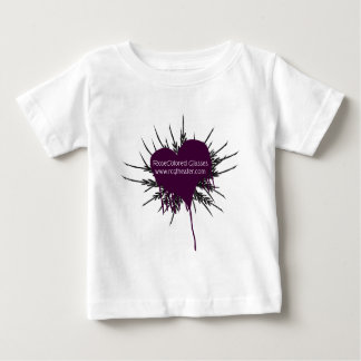 Grunge Heart Collection Baby T-Shirt