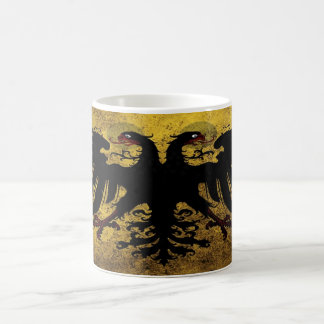 Grunge Holy Roman Empire Flag Coffee Mug