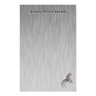 Grunge Horse Stationery