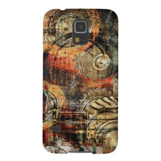 grunge industrial steampunk galaxy s5 case