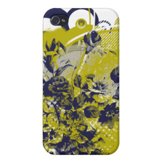 Grunge iPhone 4/4S Cases