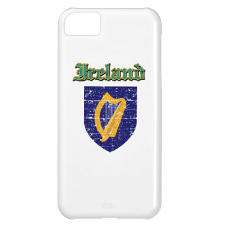 Grunge Ireland coat of arms designs iPhone 5C Cover