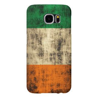 Grunge Irish Flag Samsung Galaxy S6 Case