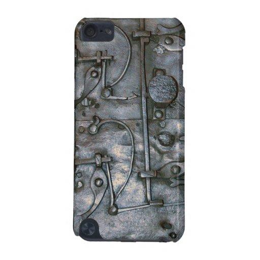 Grunge Iron Heavy Metal iPod Touch 5G Case