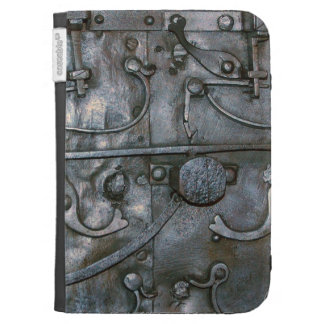 Grunge Iron Heavy Metal Kindle 3G Case