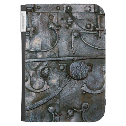Grunge Iron Heavy Metal Kindle Cover