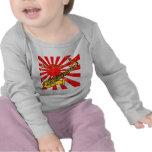 Grunge Japan Sax Shirt