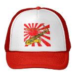 Grunge Japan Sax Trucker Hat