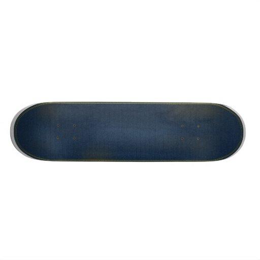 Grunge Jeans Skateboard