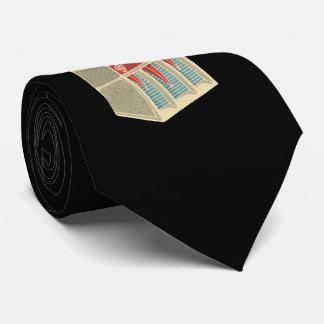 Grunge Jukebox Neck Tie