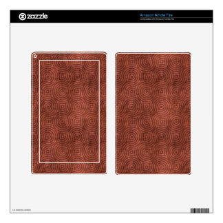GRUNGE KINDLE FIRE DECALS
