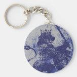 Grunge Lion King Keychain