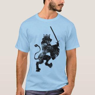 Grunge Lion King Men's Light T-Shirt