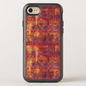 Grunge Logo Design OtterBox Symmetry iPhone 8/7 Case