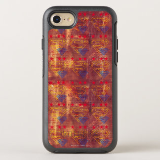 Grunge Logo Design OtterBox Symmetry iPhone 7 Case