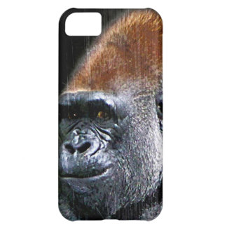 Grunge Lowland Gorilla Close-up Face iPhone 5C Covers