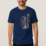 Grunge Mellophone Tee Shirt