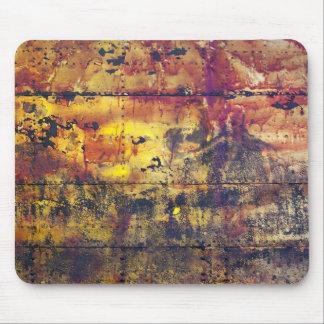 Grunge metal background mousepad