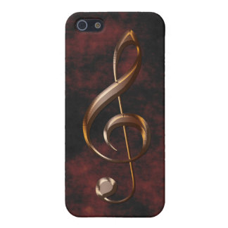 Grunge & Metal-effect Music-lover iPhone 4 Case