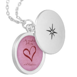Grunge Mother Happiness Necklace