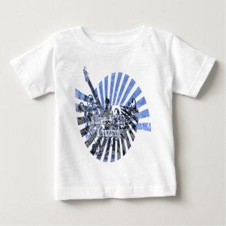 Grunge Music Baby T-Shirt