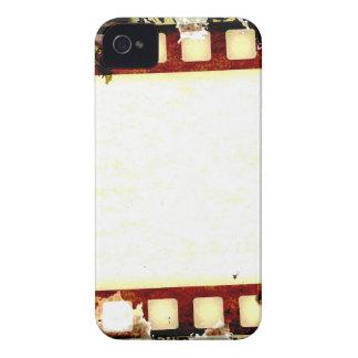 Grunge Negative Film Strip iPhone 4 Case-Mate Case