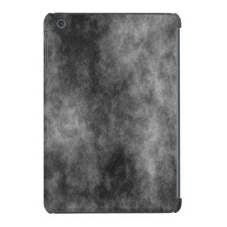 Grunge negro fundas de iPad mini retina