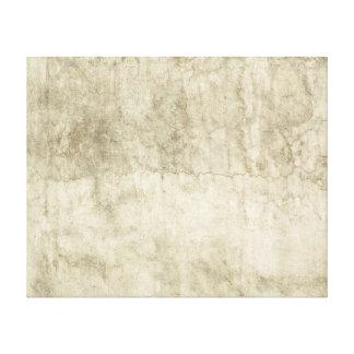 Grunge neutral del fondo de la pintura del yeso lona envuelta para galerias