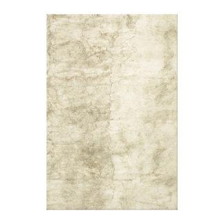 Grunge neutral del fondo de la pintura del yeso impresion en lona