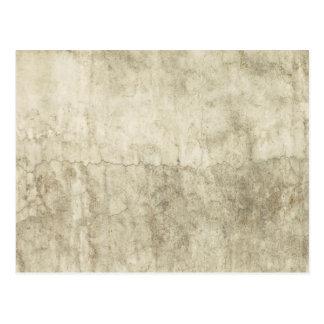 Grunge neutral del fondo de la pintura del yeso tarjetas postales