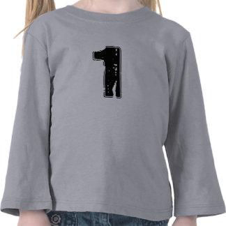 GRUNGE NUMBER 1 T-SHIRTS