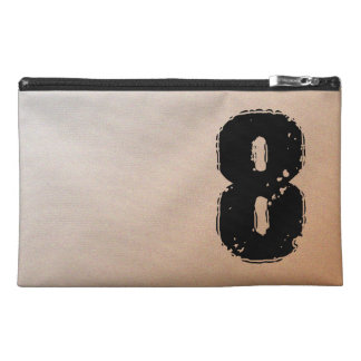 GRUNGE NUMBER 8 TRAVEL ACCESSORY BAG