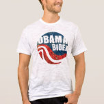 Grunge Obama Biden Destroyed T-Shirt
