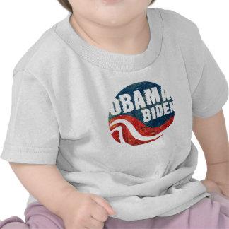 Grunge Obama Biden Infant T-Shirt
