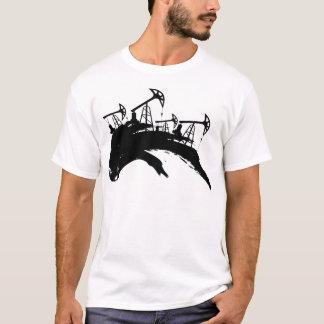 Grunge Oil Pump T-Shirt