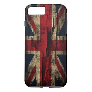 Grunge Paint United Kingdom Flag iPhone 8 Plus/7 Plus Case