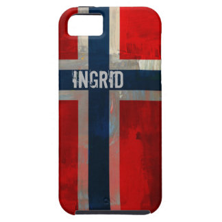 Grunge Painterly Theme Gifts iPhone 5 Cases