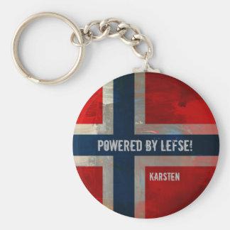 Grunge Painterly Theme Gifts Keychain
