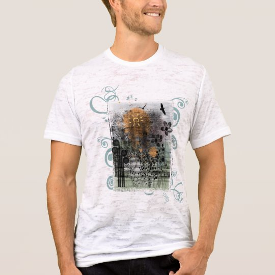 Grunge Painting T-Shirt
