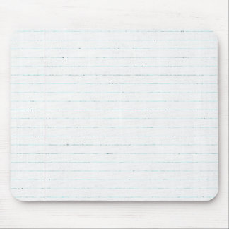 grunge paper mousepad