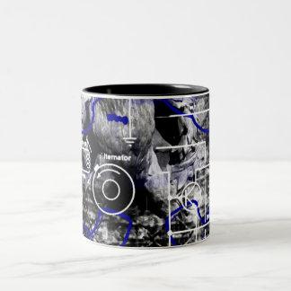 Grunge Patter 11 Mug