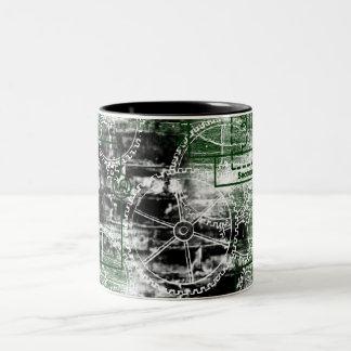 Grunge Patter 3 Coffee Mugs