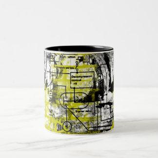 Grunge Patter 4 Coffee Mug
