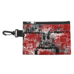 Grunge Patter 6 Accessory Bag